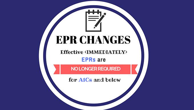 A1C EPR changes