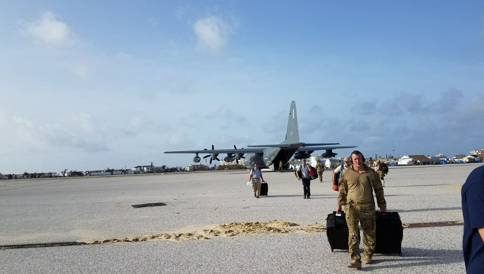 AFSOC Airmen receive MHS and AMSUS awards