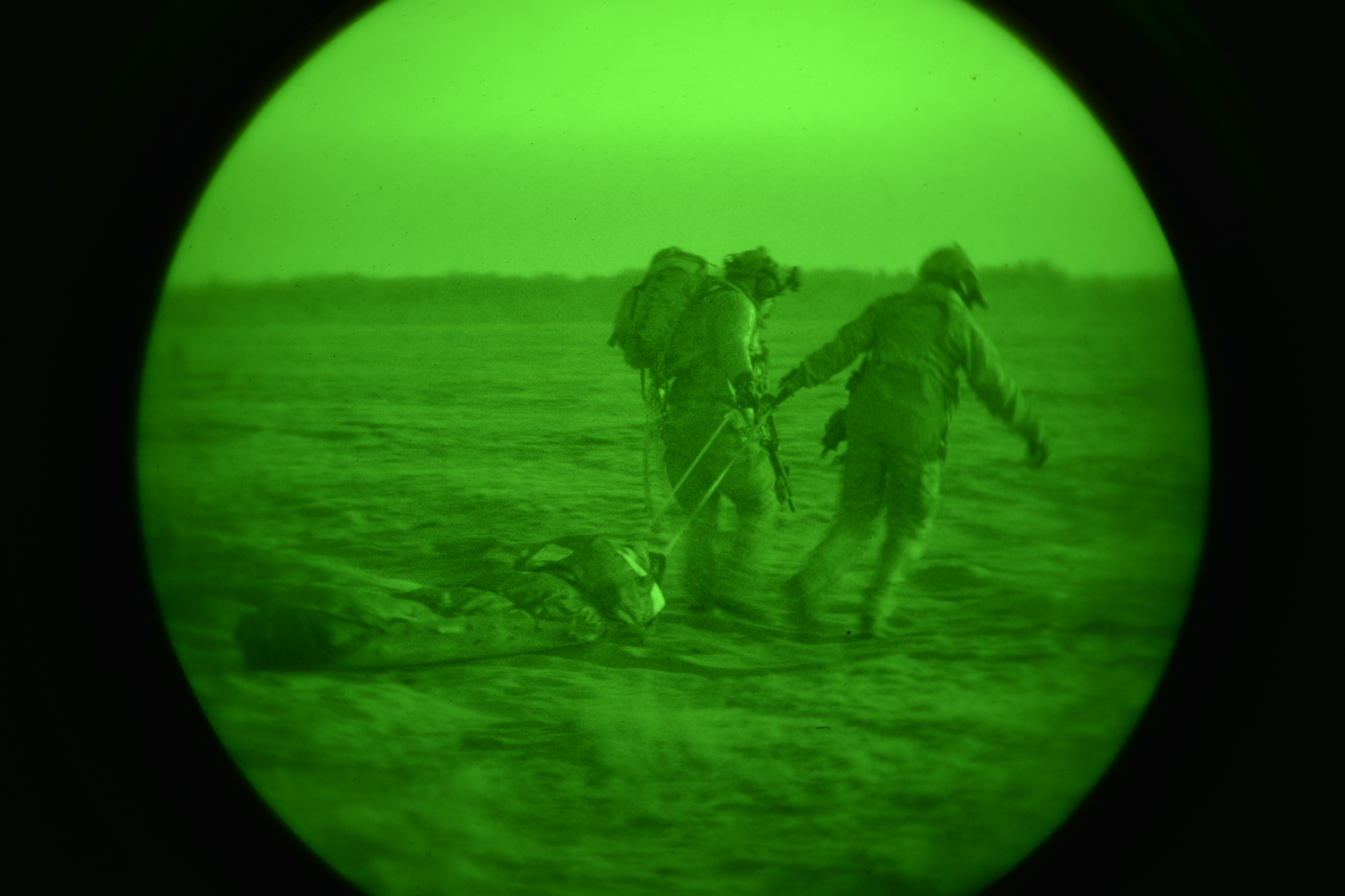 US SOF continue to enhance ability alongside POL allies