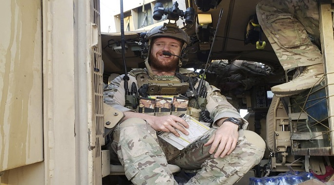 Special Tactics Airman killed in action in Afghanistan