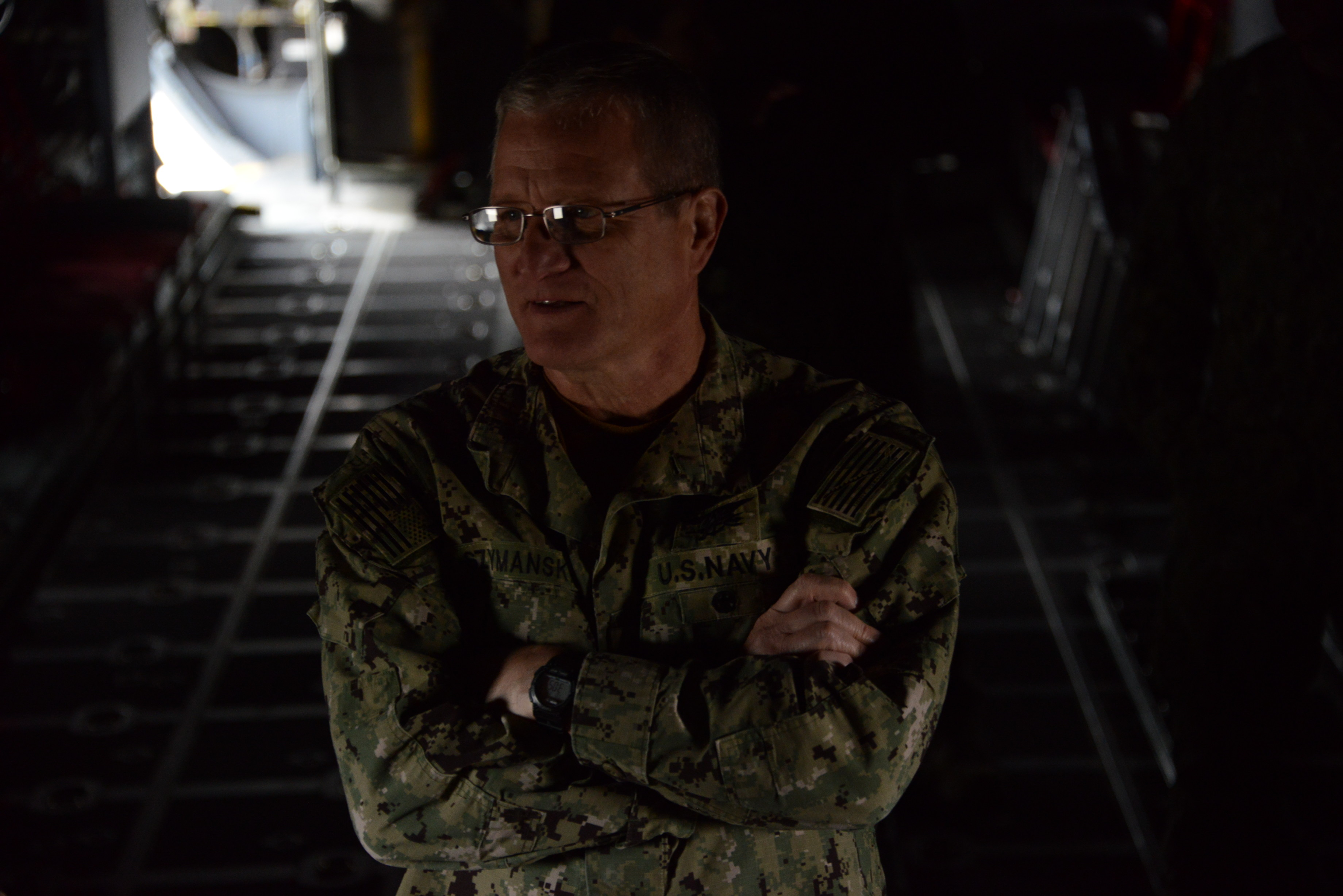 USSOCOM Deputy Commander visits AFSOC