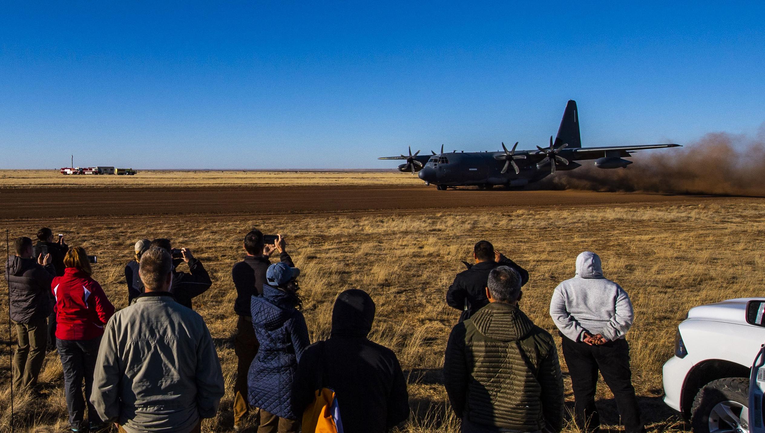 USSOCOM CLDP visits AFSOC