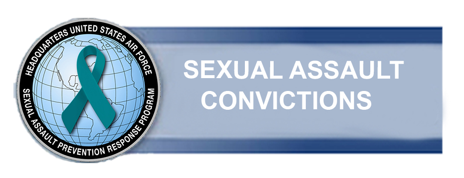 Sexual Assault Convictions